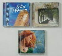 Celtic Music Cd Bundle SEE DESCRIPTION FOR TITLES
