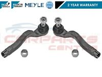 FOR MERCEDES ML FRONT OUTER STEERING TRACK RACK TIE ROD ENDS LEFT and RIGHT PAIR