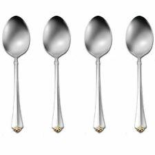 Oneida Golden Juilliard Set of 4 Dinner Spoons