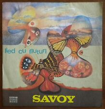 SAVOY lied cu fluturi Romania Romanian PROG ROCK LP POKORA