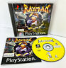 RAYMAN (1) - Sony PlayStation 1 Complete Black Label Game (PS1 PAL UK)(2000)