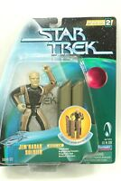 "NEW *Sealed* STAR TREK DS9 DSN Playmates 6"" Figure JEM'HADAR SOLDIER w Console"