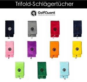 Golf Handtuch Schlägertuch Trifold von GolfQuant