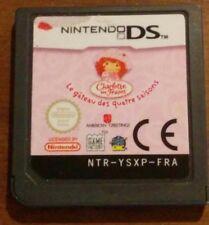 Charlotte aux Fraises : Le Gâteau des Quatre Saisons pour Nintendo DS YSXP-FRA