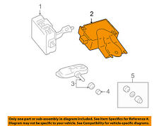 TOYOTA OEM 10-11 4Runner Tire Pressure TPMS Monitoring-Receiver 8976035040