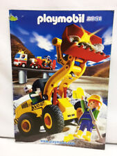 NEW Playmobil 2001 German TOYS USA FULL Color CATALOG
