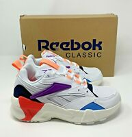 Reebok | Aztrek Double Mix Pops | White-Grape-Pink-Punch | UK Size 4 | BNIB