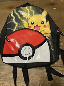 2017 Pokemon Pikachu Backpack Never Used