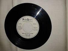 "Jo Squillo & Kaos / Robin Gibb – Disco Vinile 45 Giri 7"" Ed. Promo Juke Box"