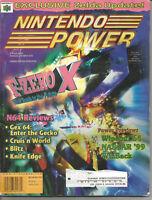 Nintendo Power Magazine - Volume 112 (September 1998) ZELDA EXCLUSVIE~~~F-ZERO X