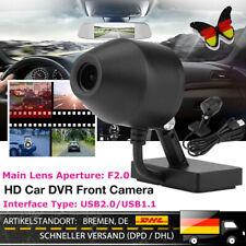 USB Port DVR Recorder Frontkamera Autokamera für Autoradio Android DVD Player AB