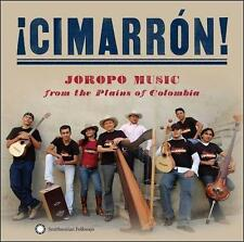 ¡Cimarrón! Joropo Music From the Plains of Colombia * by Grupo Cimarrón de Cuba/