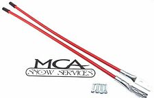 WESTERN SNOW PLOW GUIDE MARKERS 62265