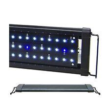 New listing BeamsWork Ea White Blue Led Aquarium Fish Tank Light Extendable Timer Ready