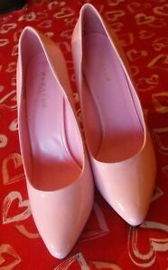 "Women's ""Pleasers"" Seducers, 5"" Heels, Size 13, Pink"