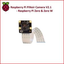 Official Raspberry Pi PiNoir Camera Module V2.1 8MP - Raspberry Pi Zero, Zero W