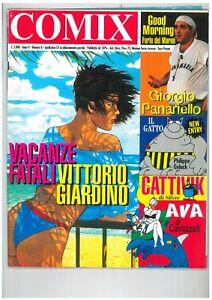 Fondo di magazzino, Rivista, Fumetto COMIX - Anno V - Numero 8