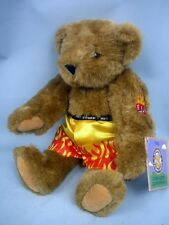 Love Tattoo Teddy Bear by The Vermont Teddy Bear Company - Retail $69.95