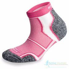 Chaussettes de fitness rose pour femme