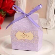 25pcs of Candy Boxes Birthday/Wedding Party Gift Boxes