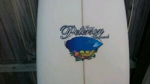 THOMAS (TOMMY) PETERSON SURFBOARD