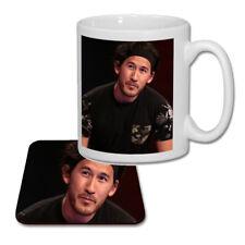 Markiplier 1 Mug & Drink Coaster Gift Set