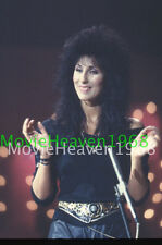 CHER  VINTAGE 35mm SLIDE TRANSPARENCY 11862 PHOTO