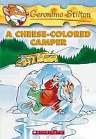 (Good)-A Cheese-Coloured Camper (Geronimo Stilton) (Paperback)-Stilton, Geronimo