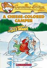 A Cheese-coloured Camper by Geronimo Stilton (Paperback, 2005)