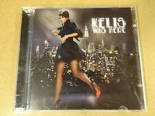 CD / KELIS - WAS HERE