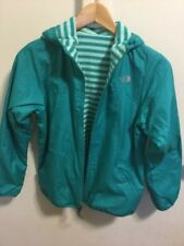 North Face Reversible Jacket Youth (14-16) Green Color
