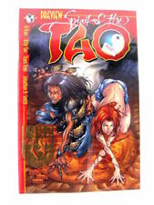 Comic Spirit of the TAO Comic Preview Comic Con exclusive