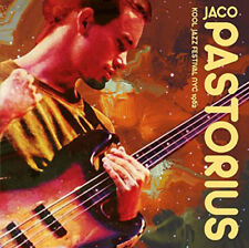 Jaco Pastorius : Kool Jazz Festival, New York City, 1982 CD (2017) ***NEW***