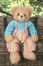 Teddy Bear 'Oliver' Settler Bears Handmade Boy Gift 58cms BRAND NEW