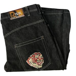 Risk JEANS 42x32 Loose Fit Very Nice
