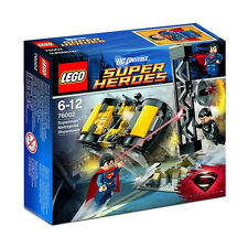LEGO Super Heroes 76002 Superman Metropolis Showdown | Brand New Sealed