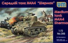 Unimodel 1/72 M4A4 Sherman # 385