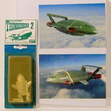 Comet Miniatures Thunderbirds 2 Model Kit Gerry Anderson White Metal England