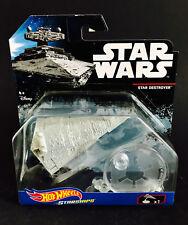MATTEL DXX57 - Hot Wheels Starships - Star Wars Star Destroyer