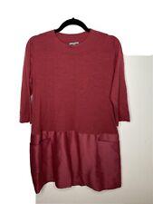 Pink Cos Jumper Dress Sz Small