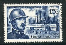 STAMP / TIMBRE FRANCE OBLITERE N° 1052 / CELEBRITE / COLONEL DRIANT