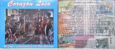 Corazon Loco (40 Joyas Inencontrables Del Pop Español)/Minimal Synth/New Wave