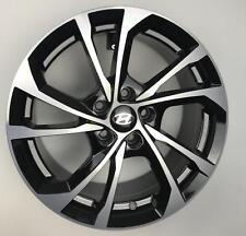 """Cerchi in lega Hyundai iX20 iX35 i30 Kona Ioniq Tucson XG da 16"""" NUOVI MAK TOP"""