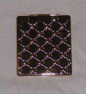 Gucci Premier Pocket Mirror - new in box - Goldtone - Great Stocking Stuffer!!