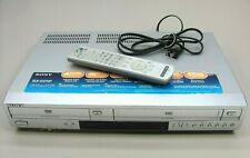 Sony SLV-D370P DVD Player / VCR with Remote  Fully Tested