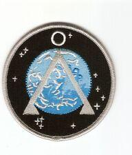 STARGATE SG-1 Uniform Aufnäher Patch USS DAEDALUS Raumschiff-Logo Cosplay