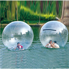 2M Water Walking Roll Ball / Ball / Inflatable Zorb ball Domestic zipper fast