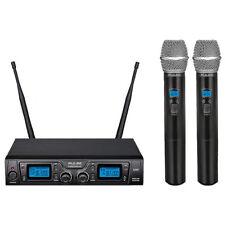 Pulse PWM2000UHF-HH Dual UHF Handheld System