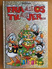Donald Duck Dänisch Weihnachten gebunden Anders And JUL DANSK Neu NY