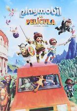 Playmobil La Pelicula Spanish Movie DVD